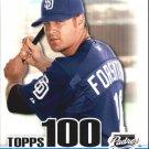 2010 Bowman Topps 100 Prospects TP65 Logan Forsythe