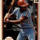 1982 Donruss 245 Manny Trillo