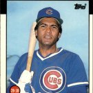 1986 Topps Traded 117T Manny Trillo