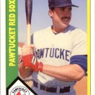 1990 Pawtucket Red Sox CMC 13 Gary Tremblay