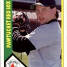 1990 Pawtucket Red Sox CMC 4 Larry Shikles