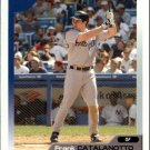 2005 Topps Total 242 Frank Catalanotto