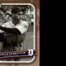2005 Upper Deck Classics 21 Charlie Gehringer