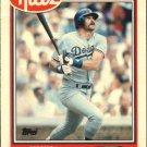 1989 Topps Hills Team MVP's 14 Kirk Gibson