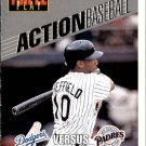 1993 Triple Play Action 10 Gary Sheffield