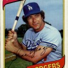 1980 Topps 726 Steve Yeager