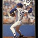 1989 Donruss Baseball's Best 225 Orel Hershiser