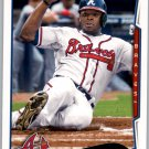 2014 Topps 229A Justin Upton