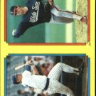 1988 Topps Stickers 58 Keith Moreland (291)