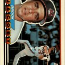 1989 Topps Big 195 Brook Jacoby