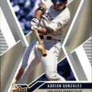 2008 Upper Deck X 80 Adrian Gonzalez