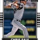 2015 Donruss 68 Chris Sale