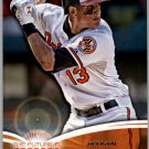2014 Topps The Future is Now FN23 Manny Machado