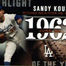 2015 Topps Highlight of the Year #H46 Sandy Koufax