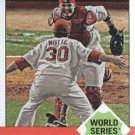 2012 Topps Heritage 148 St. Louis Cardinals WS HL