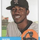 2012 Topps Heritage 217A Dexter Fowler