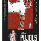2012 Triple Play 120 Albert Pujols Puzzle