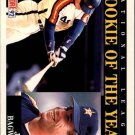 1992 Score 793 Jeff Bagwell ROY