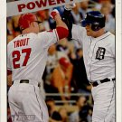 2015 Topps Heritage 52 Mike Trout/Miguel Cabrera