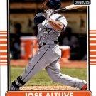 2015 Donruss 94 Jose Altuve