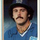1982 Topps 98 Terry Bulling