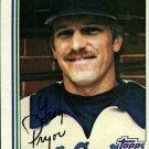 1982 Topps 76 Greg Pryor