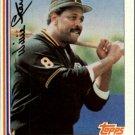 1982 Topps 715 Willie Stargell