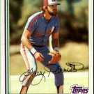 1982 Topps 445 Larry Parrish