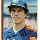 1982 Topps 218 Dave Roberts