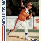 1982 Topps 306 Don Sutton IA