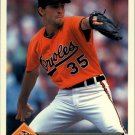 1993 Donruss 427 Mike Mussina