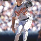 2000 Pacific 58 Mike Mussina