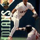 1995 Leaf 158 Carlos Baerga