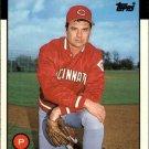 1986 Topps Traded 32T John Denny