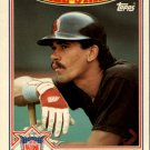 1990 Topps Glossy All-Stars 9 Benito Santiago
