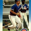 1987 Fleer Update 25 Brian Dayett