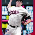 2013 Topps Update Target Red Border US154 Kyle Gibson