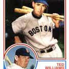 2015 Topps Archives 275 Ted Williams