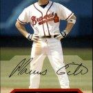 2004 Bowman 82 Marcus Giles