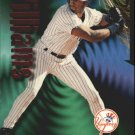 1998 Circa Thunder 51 Bernie Williams