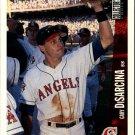 1996 Collector's Choice 482 Gary DiSarcina