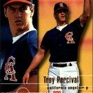 1995 Fleer 233 Troy Percival