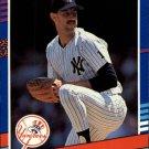 1991 Donruss 282 Mike Witt