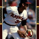 1987 Donruss Opening Day 2 Mike Witt