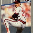 1989 Fleer 490 Mike Witt
