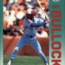 1992 Fleer 474 Eric Bullock