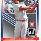 2015 Donruss The Rookies 5 Maikel Franco