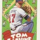 1992 Topps Kids 34 Tom Glavine
