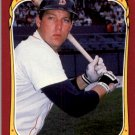 1986 Fleer Star Stickers 44 Rich Gedman