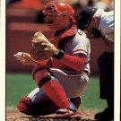 1992 Donruss 553 Rich Gedman